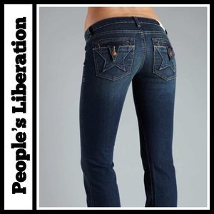 Peoples Liberation Star Pocket Jeans